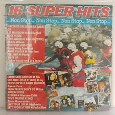 "Various ‎– 16 Super Hits (Vinyl, 12"", LP, Compilation)"
