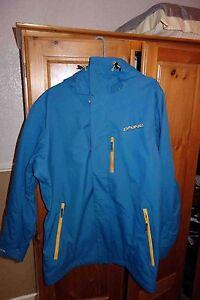 Dakine Ledge II Shell Snowboard Jacket Moroccan blue