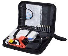 12V Mini Car Jump Starter Multifunction Battery Charger Power Bank Booster Light