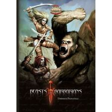Savage Worlds BEASTS & BARBARIANS GDR  Fantasy in Italiano