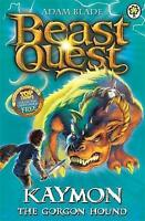 Kaymon the Gorgon Hound: Series 3 Book 4 (Beast Quest), Blade, Adam , Good | Fas