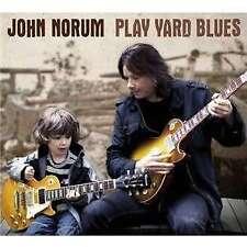 Play Yard Blues - John Norum CD MASCOT (IT)