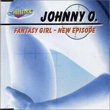 Johnny O Fantasy girl-New Episode (3 versions, 2000, #zyx9307) [Maxi-CD]