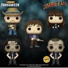 Funko Pop! Movies - Zombieland. NEW. MINT. IN STOCK