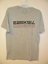 Ezekiel Men's S/S T-Shirt ORIGINAL BARS - HTGR - Large - NWT