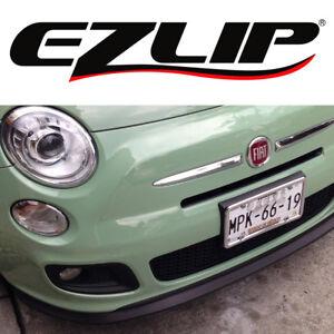 EZ LIP BODY KIT FRONTALI SPOILER AIR DAM FIAT PANDA TIPO 500 500x PUNTO EZLIP