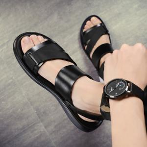 2021 New Men's Tide Summer Outdoor Leisure Non-slip Beach Sandals Hot