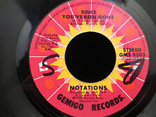 Notations - Since You've Been Gone/It's Alright (This Feeling) on Gemigo TIL0128