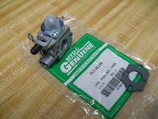 753-06190 MTD GENUINE WALBRO CARBURETOR BOLEN, TROY BILT & HOMELITE WITH GASKET