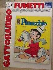 Pinocchio Collana Raf N.3 Anno 84 Edicola