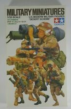 "1/35 U.S. MODERN MILITARY FIGURES ""DESERT SCHEME"" - 35153 OPEN BOX"
