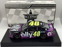 """2020 1/24 #48 Jimmie Johnson  """"Ally All-Star"""" Standard Paint 1 of 720 SD SHIP"""