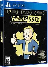 Fallout 4 GOTY PS4,en español,JUEGO FISICO,(nuevo precintado)