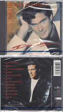 CD--NM-SEALED-DAVID HASSELHOFF -1991- -- DAVID