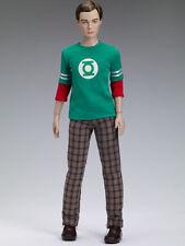 "Sheldon Cooper Special Edition Doll Tonner 17"" Matt body Big Bang Theory Ltd 100"