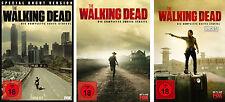 11 DVDs * THE WALKING DEAD - SEASON / STAFFEL 1 - 3 IM SET # NEU OVP WVG