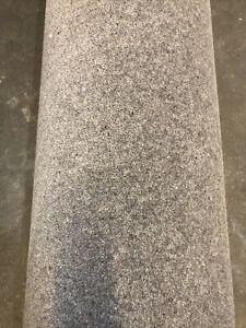 7.25x4m Carpet Remnant 80/20 Wool Twist Abingdon Balmoral Storm Grey
