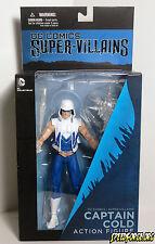 DC Comics Super Villains Captain Cold Action Figure Brand New UK Seller