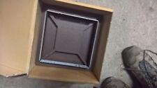 Grille De Décompression Poele A Bois mrp250 250cm par 250cm kemp couleur rouille