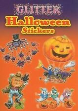 Dover Little Activity Books Stickers: Glitter Halloween Stickers by Yu-Mei...