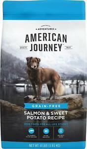 American Journey Salmon & Sweet Potato Recipe Grain-Free Dry Dog Food,