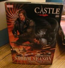 Castle Storm Season Marvel Comics Hard Cover with Dust Jacket