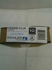 Kichler Lighting Clear 25W Wedge Landscape 12V Bulb-15598CLR NEW-Box of 10