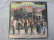 MOLLY HATCHET ~ NO GUTS...NO GLORY  VINYL RECORD / 1983 EPIC RECORDS