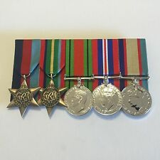 WW11  medals  Full size medals