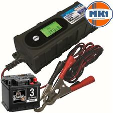 Porsche 356 911 912 914 924 Automatic 12v Intelligent Battery Trickle Charger