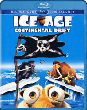 Ice Age : Continental Drift ( Blu Ray / DVD )