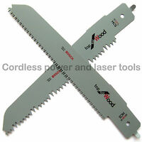 Bosch M1142H + M1131L PFZ 500 E Multisaw Saw Blades for WOOD Pruning & Firewood