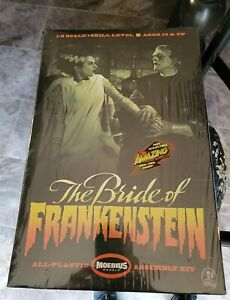 Moebius Models The Bride of Frankenstein 1/8 Scale Brand NEW collectors