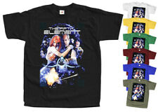 The Fifth Element 1997 T SHIRT Movie Poster V1 black all sizes