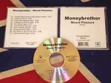 MONEYBROTHER - mount pleasure  PROMO ACETAT CD 2007