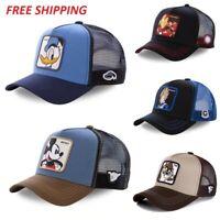 New  Animal Farm Trucker Hat  Baseball Cap One Size, Soft Mesh Snapback