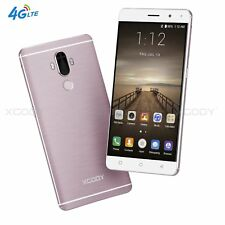 """6"""" 4G LTE 13MP Android 7.0 Mobile Phone Smartphone Unlocked Quad Core XGODY Y19"""