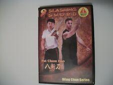 Slashing Sword Pat Cham Dao Wing Chun Dvd