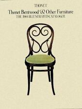 Thonet Bentwood and Other Furniture : The 1904 Illustrated Catalogue and...