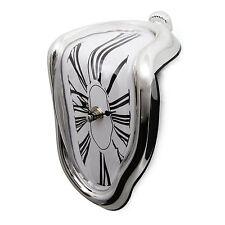Reloj Repisa Derretido Salvador Dalí Decoración Casa Analogico  Chimenea mesa