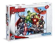 Clementoni Jigsaw Puzzle Marvel Avengers Initiative 180 Pieces New Age 7+ 07330