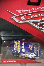 """DISNEY PIXAR CARS 3  """"JACK DePOST.....A.K.A. TOW CAP""""  NEW IN PACKAGE, SHIP WW"""