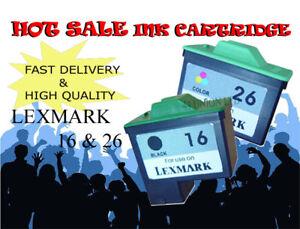 LEXMARK 16 26 FOR Z35 / Z515 / Z600 / Z601 /Z602 / Z603
