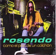 CD SINGLE promo ROSENDO como el pico de un colchon EU 1998 MINT NUEVO