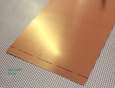 Kupferblech 1,00 mm, Bastel Kleinzuschnitt, Größe nach Variante.