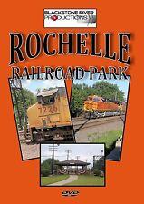 ROCHELLE RAILROAD PARK 2013 2 DVD SET UNION PACIFIC/BNSF