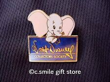 Wdcc Disney *1995 Collector Society Pin Dumbo* Mint!