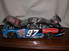 Kurt Busch *ROOKIE* 9/11 Special RARE DARK CHROME Team Caliber Owners 2004 1:24