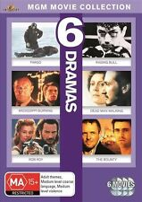 6 Movie Drama Pack: Mississippi Burning/Fargo/Dead Man Walking NEW R4 DVD