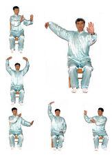 Dr. Chen's Tai Chi Qigong workout in Wheelchair  DVD, Tai Chi GongFa 001